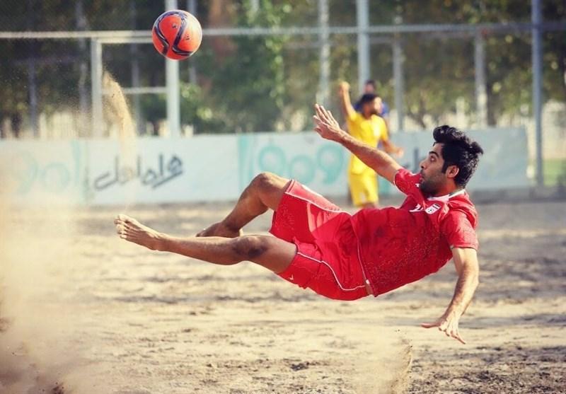 ایران-فوتبال ساحلی-Beach Soccer