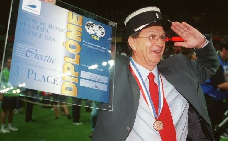 جام جهانی 1998 فرانسه - تیم ملی کرواسی