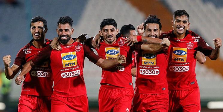 ایران-پرسپولیس-لیگ برتر-جام خلیج فارس-ورزشگاه آزادی-Azadi Sport Complex