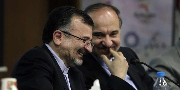 ایران-وزیر ورزش