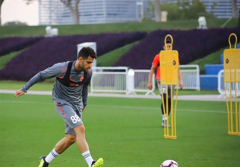 فوتبال جهان-لیگ ستارگان قطر-مدافع تیم العربی