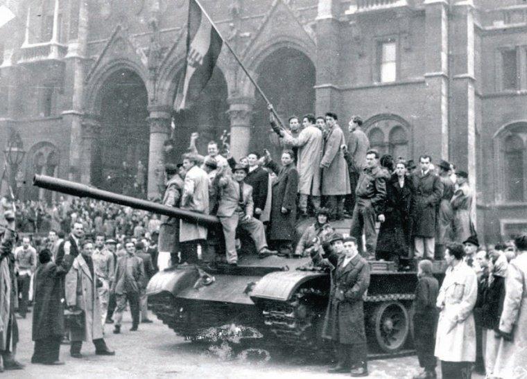 انقلاب ۱۹۵۶ مجارستان