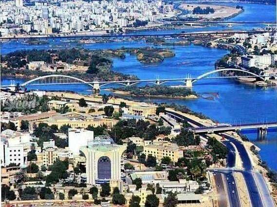 عکس هایی از شهرستان اهواز