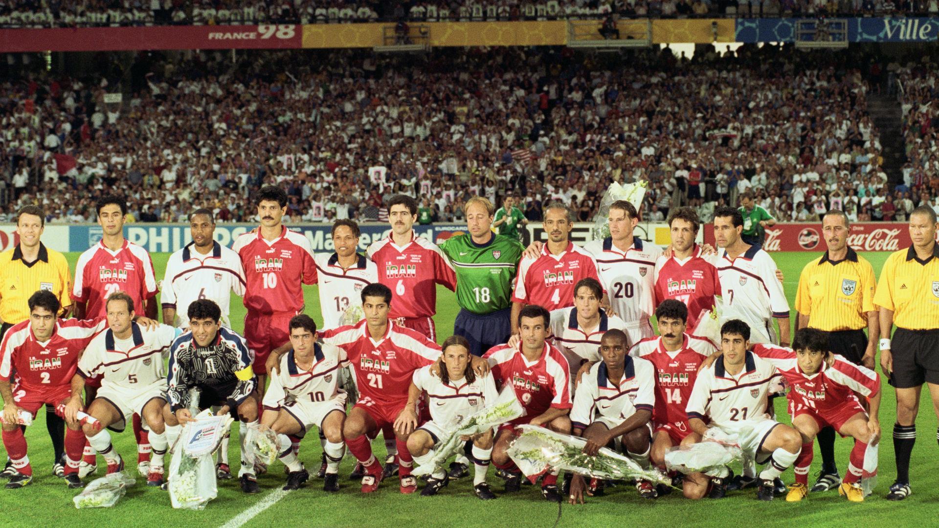 21 سال پیش چنین روزی، ایران 2-1 آمریکا | طرفداری