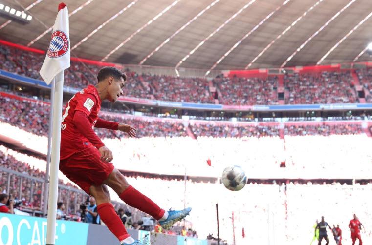 آلمان-بایرن مونیخ-کلن-بوندس لیگا-اولین گل کوتینیو-Bayern Munich