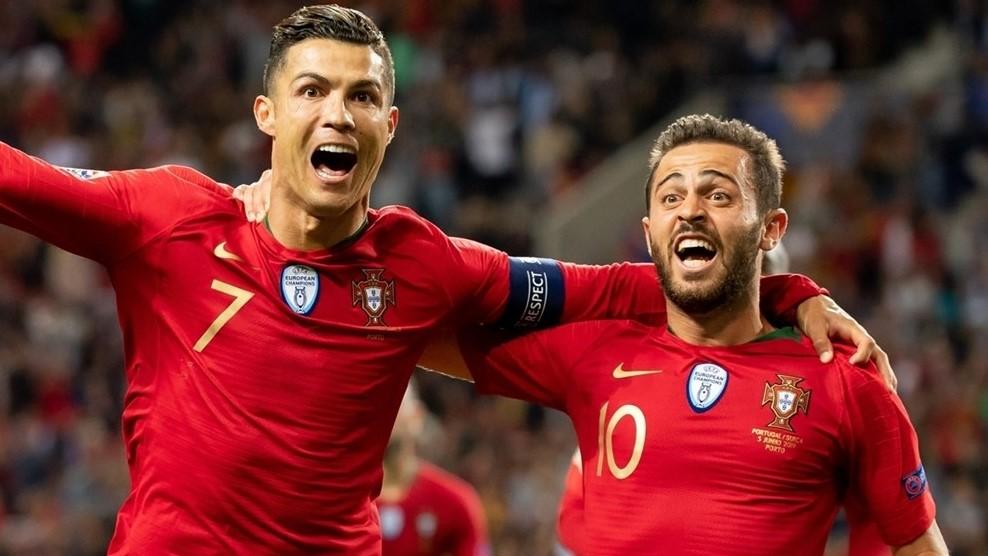 پرتغال - لیگ ملت های اروپا 2019