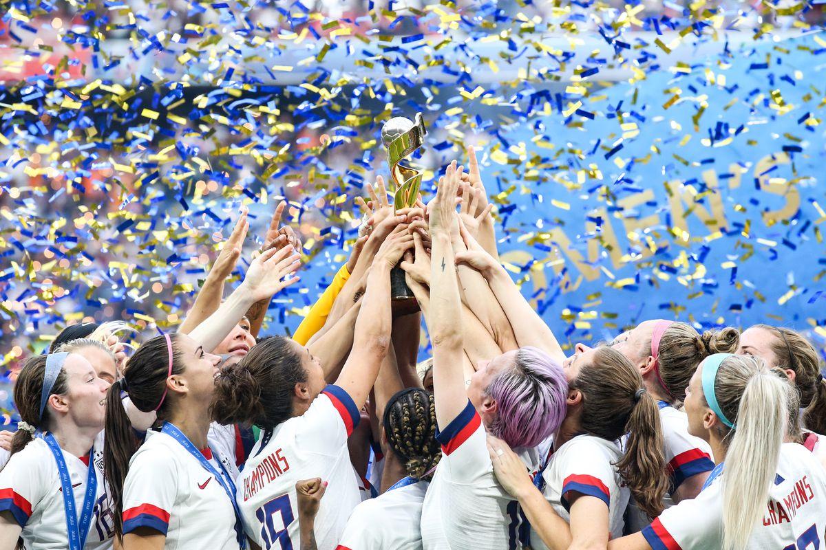 آمریکا-هلند-راپینو-جام جهانی زنان 2019-قهرمانی آمریکا-Women World Cup 2019
