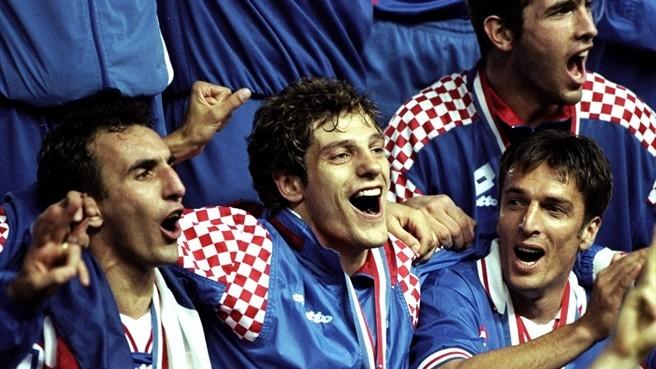 کرواسی-جام جهانی 1998-فرانسه