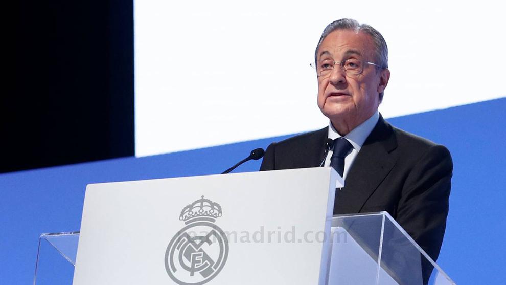 فلورنتینو پرز: بر خلاف تصور مردم، من فوتبال را درک می کنم؛ رئال مادرید را از رده سیزدهم جهان به صدر رسانده ایم