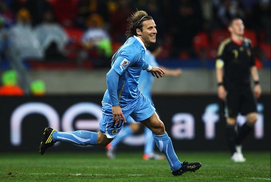 Uruguay football team-تیم ملی اروگوئه- مهاجم های اروگوئه ای- جام جهانی 2010 آفریقای جنوبی