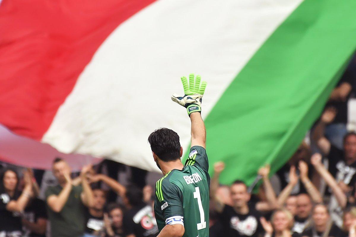 ایتالیا - سری آ - یوونتوس - خداحافظی بوفون - ورونا