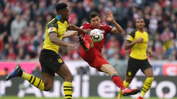 آلمان-بایرن مونیخ-بوندس لیگا-دورتموند-درکلاسیکر-Bayern Munich
