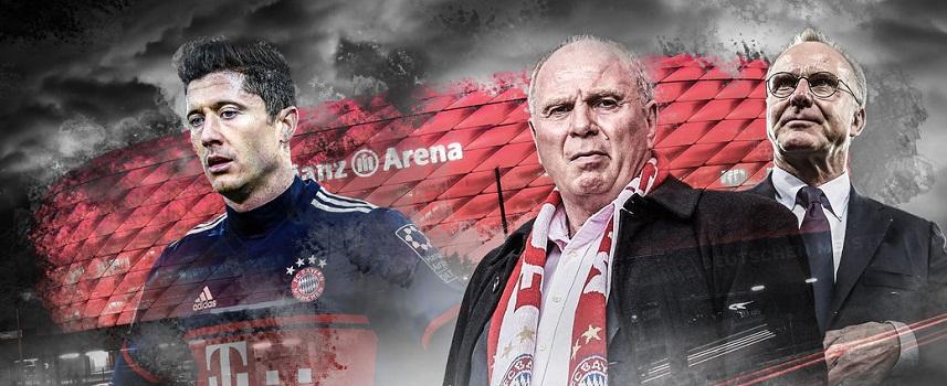 بایرن مونیخ - آلمان - لیگ قهرمانان اروپا - بوندس لیگا