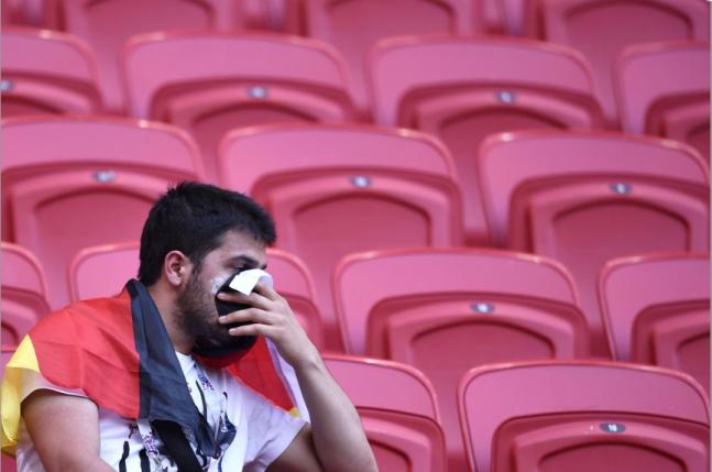 آلمان، مانشافت، جام جهانی 2018