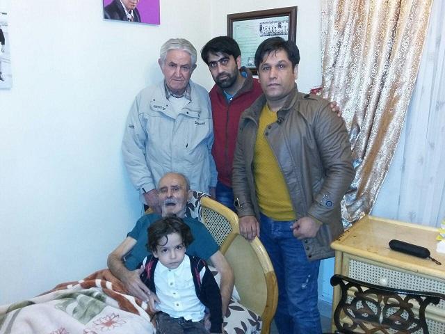 اکبر افتخاری- یوسف جوادی