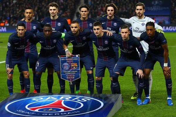 تیم فوتبال پاریس سن ژرمن