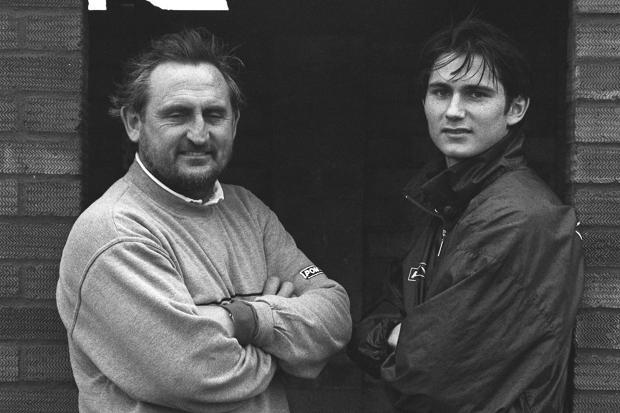 فرانک لمپارد و پدرش