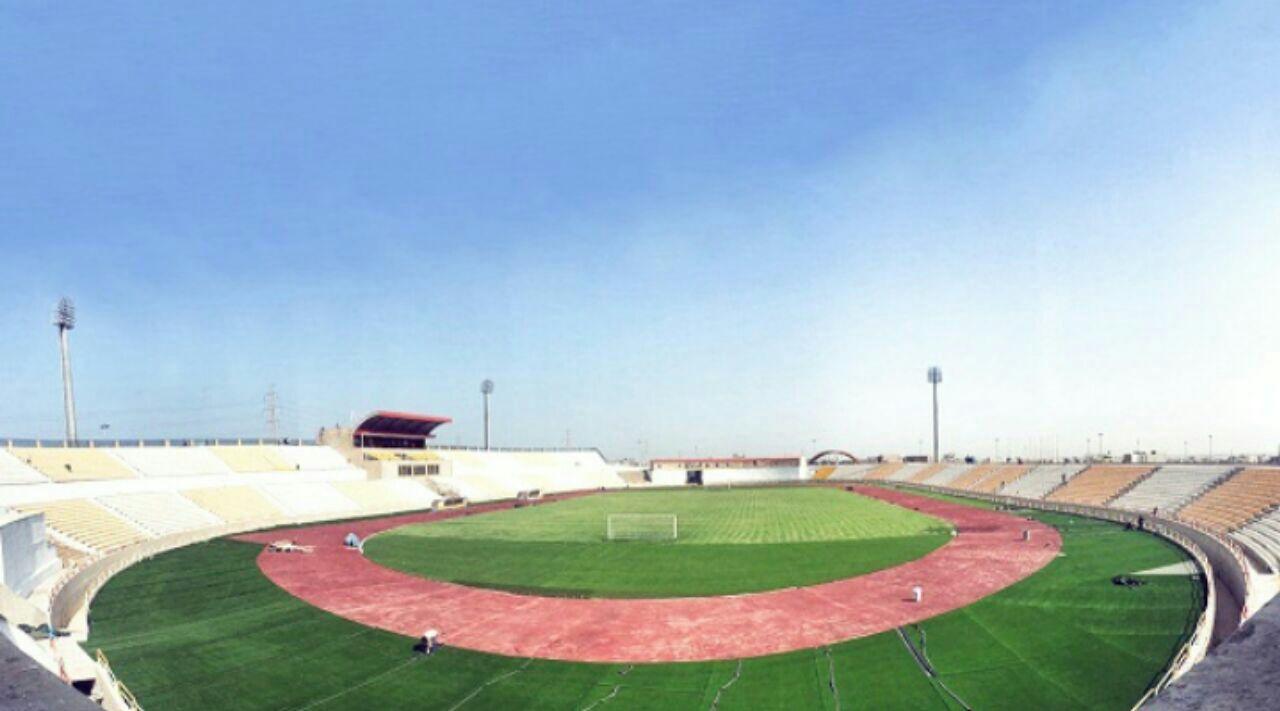 ورزشگاه شهید مهدوی-shahid mahdavi stadium