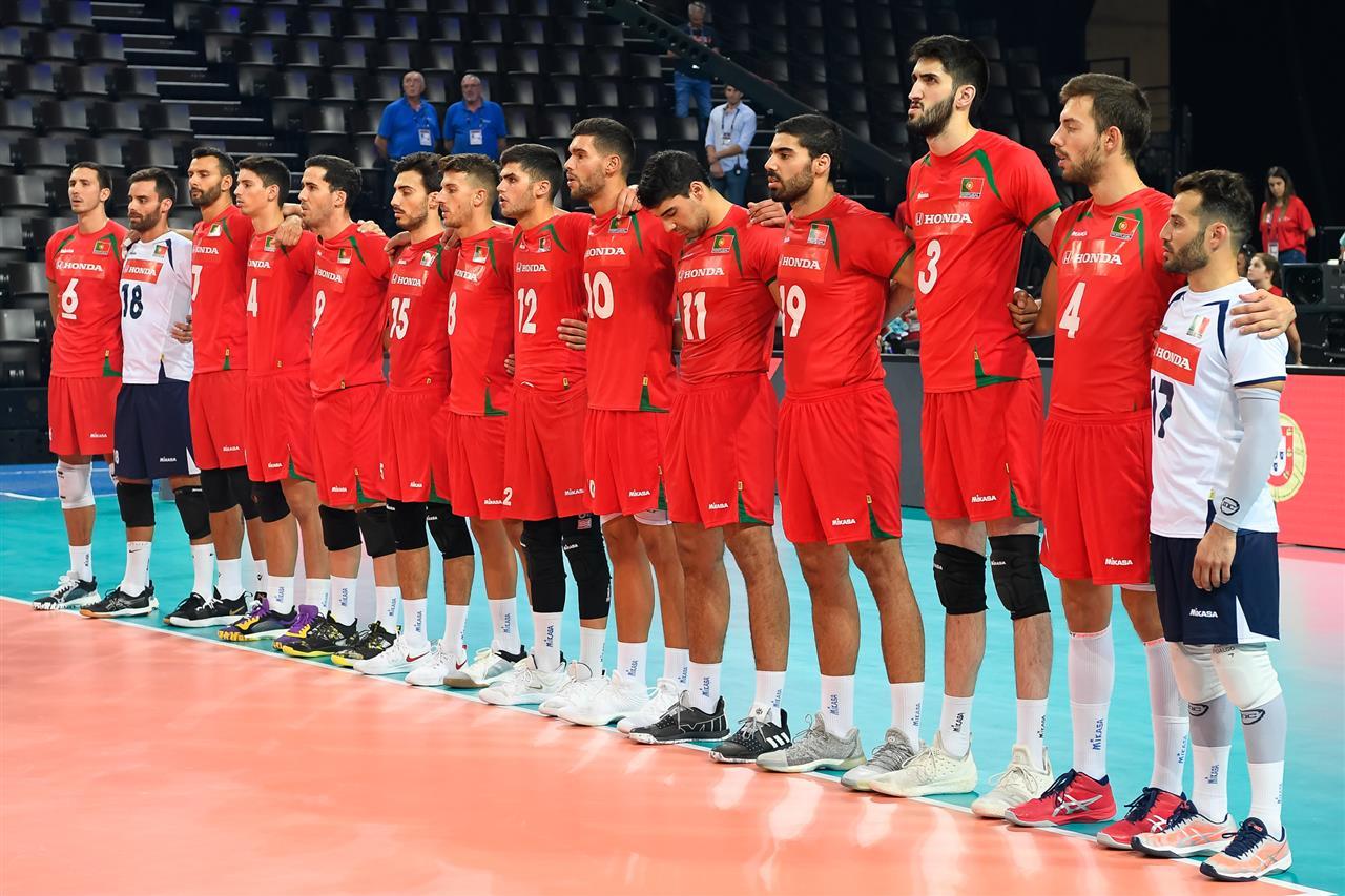 تیم ملی والیبال پرتغال