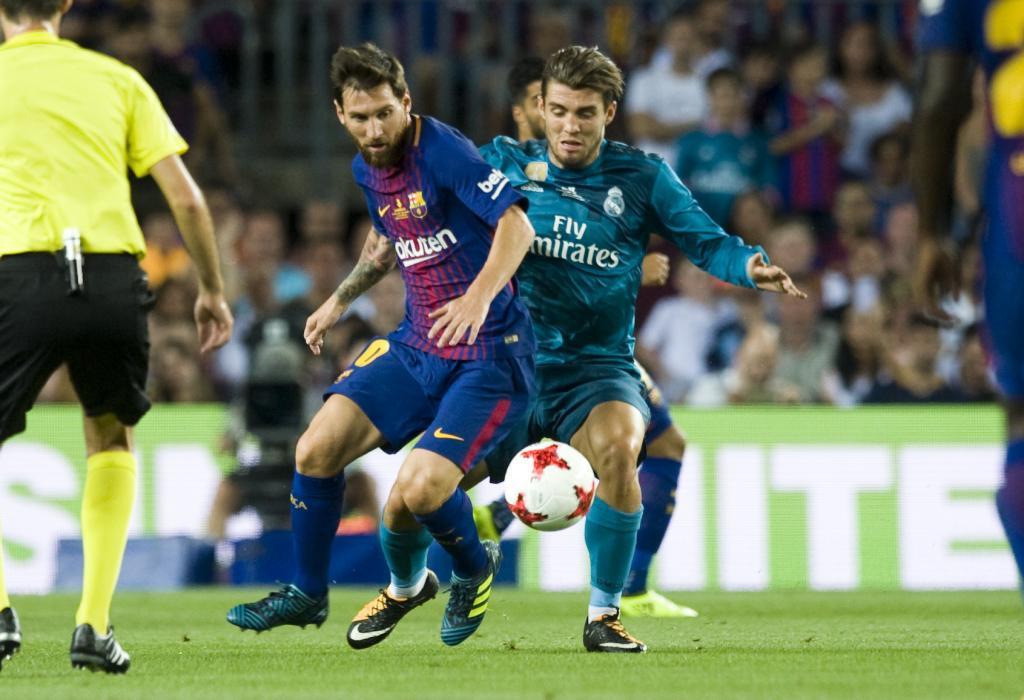 متئو کواچیچ - لیونل مسی - رئال مادرید - بارسلونا