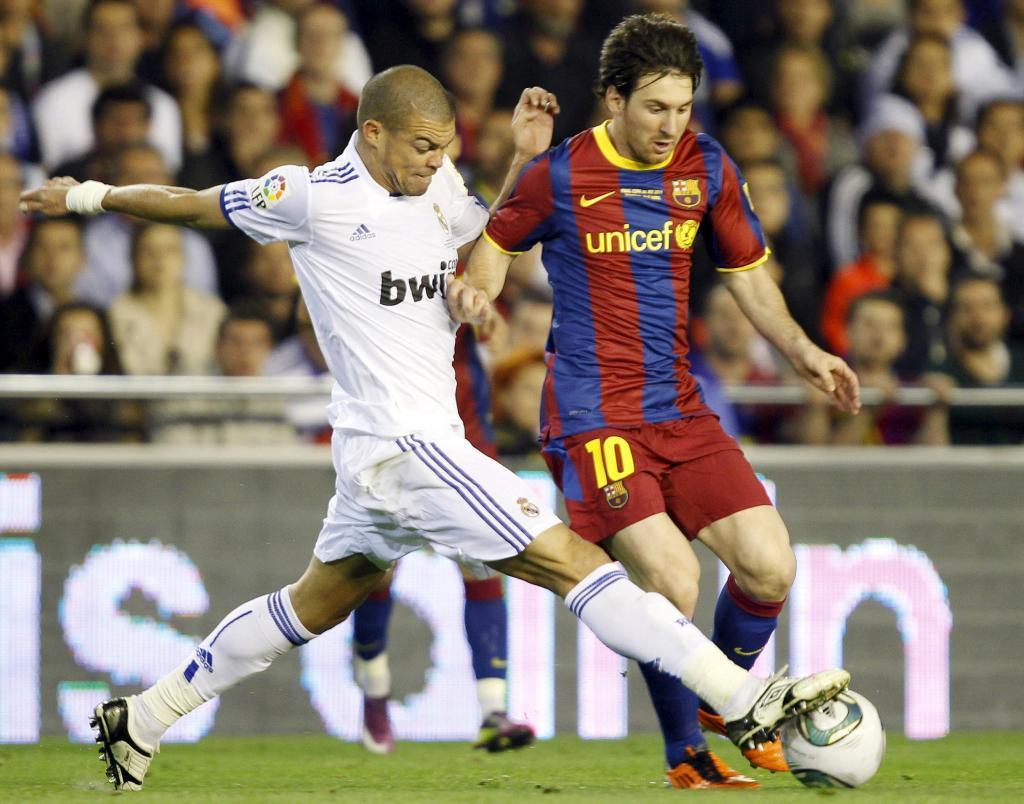 لیونل مسی - په په - بارسلونا - رئال مادرید