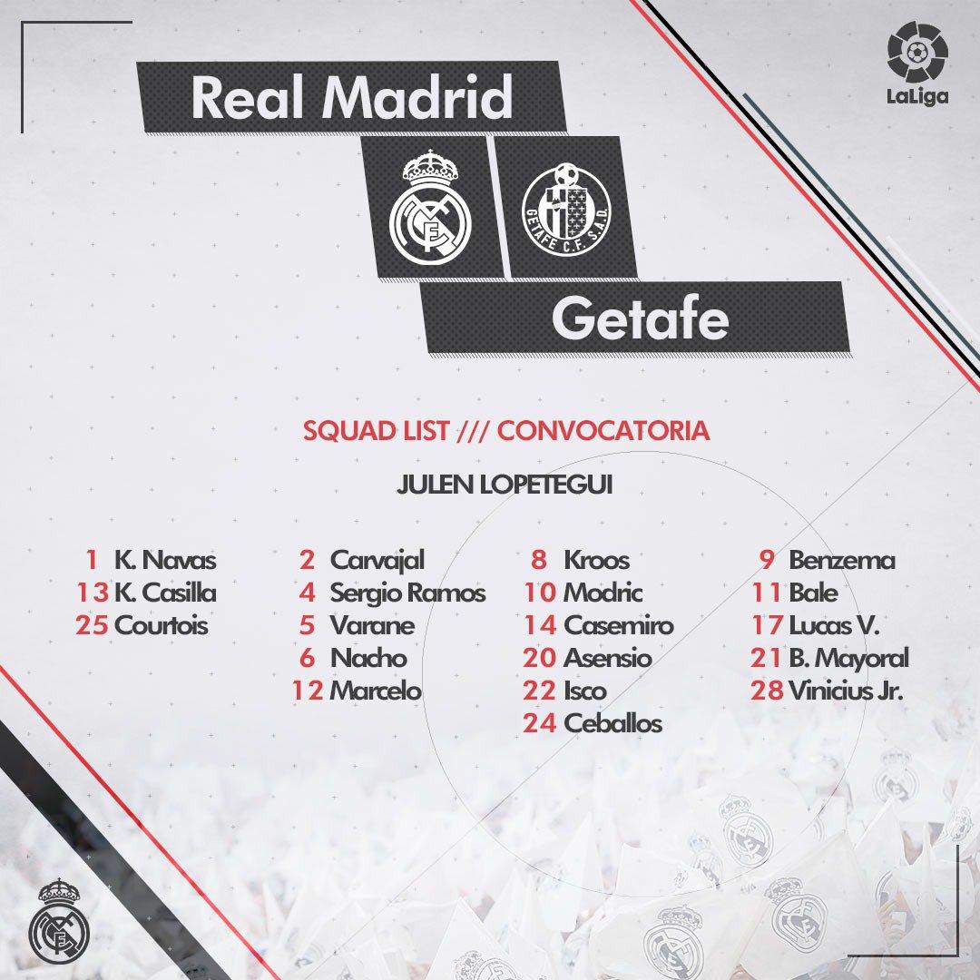 لیست-رئال مادرید-لالیگا