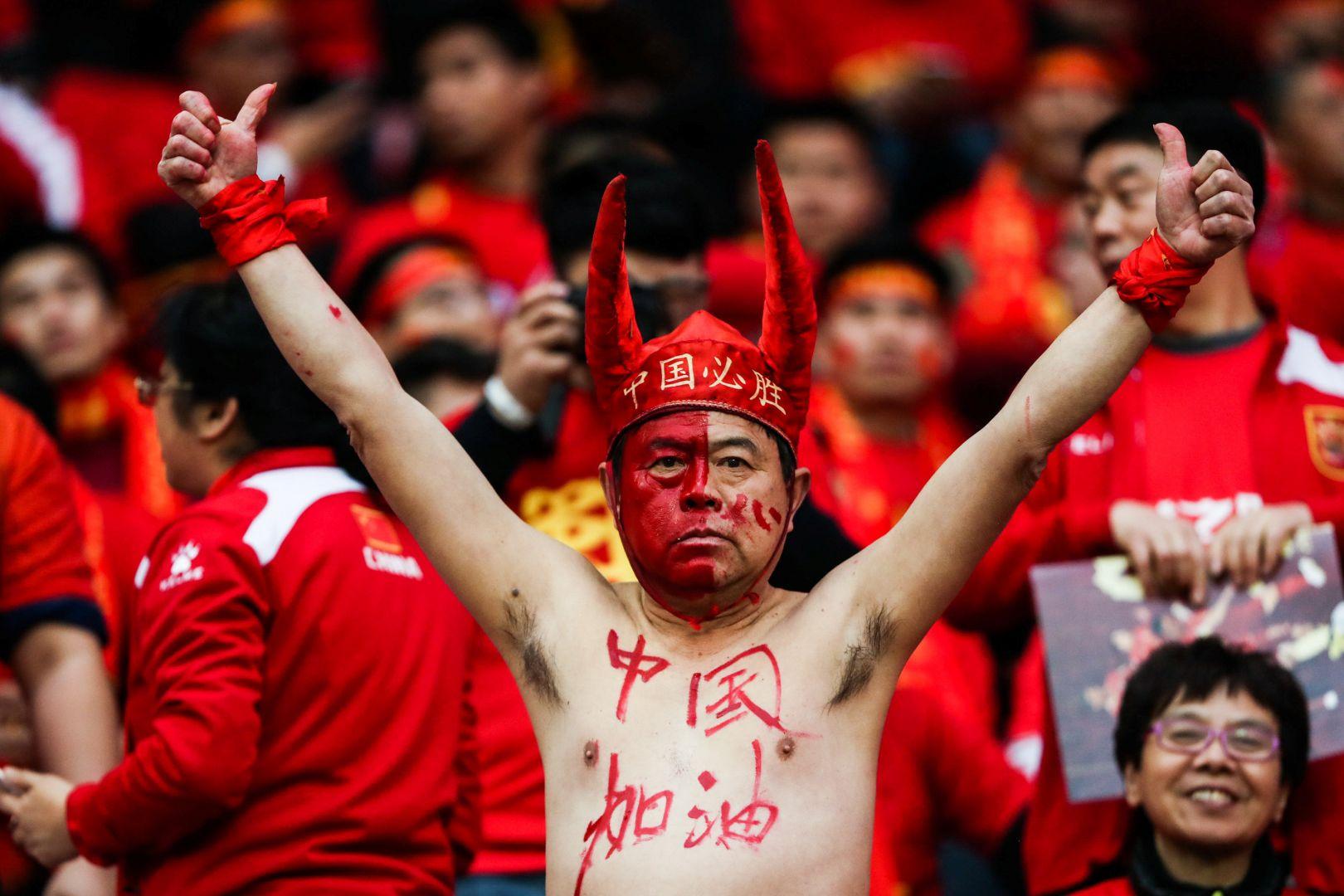 فوتبال چین - چین - تیم ملی چین
