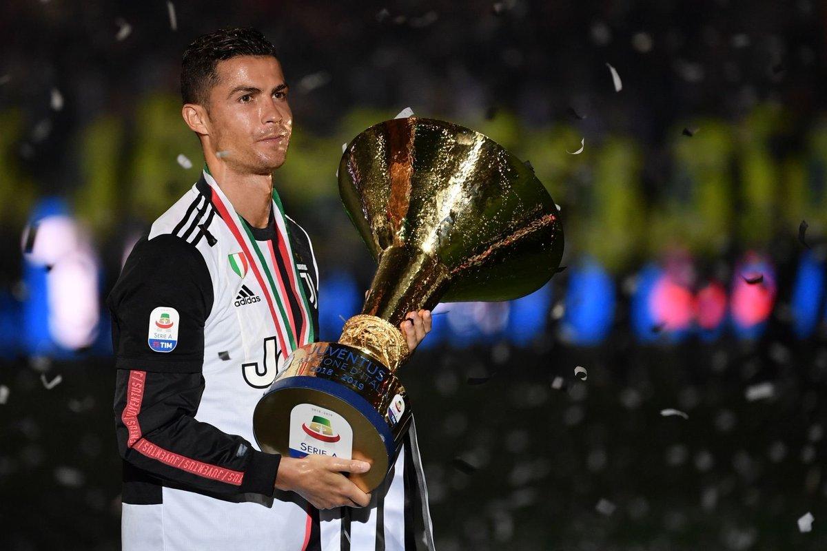 یوونتوس، قهرمان سری آ در فصل 2018/19؛ اسکودتو در دستان