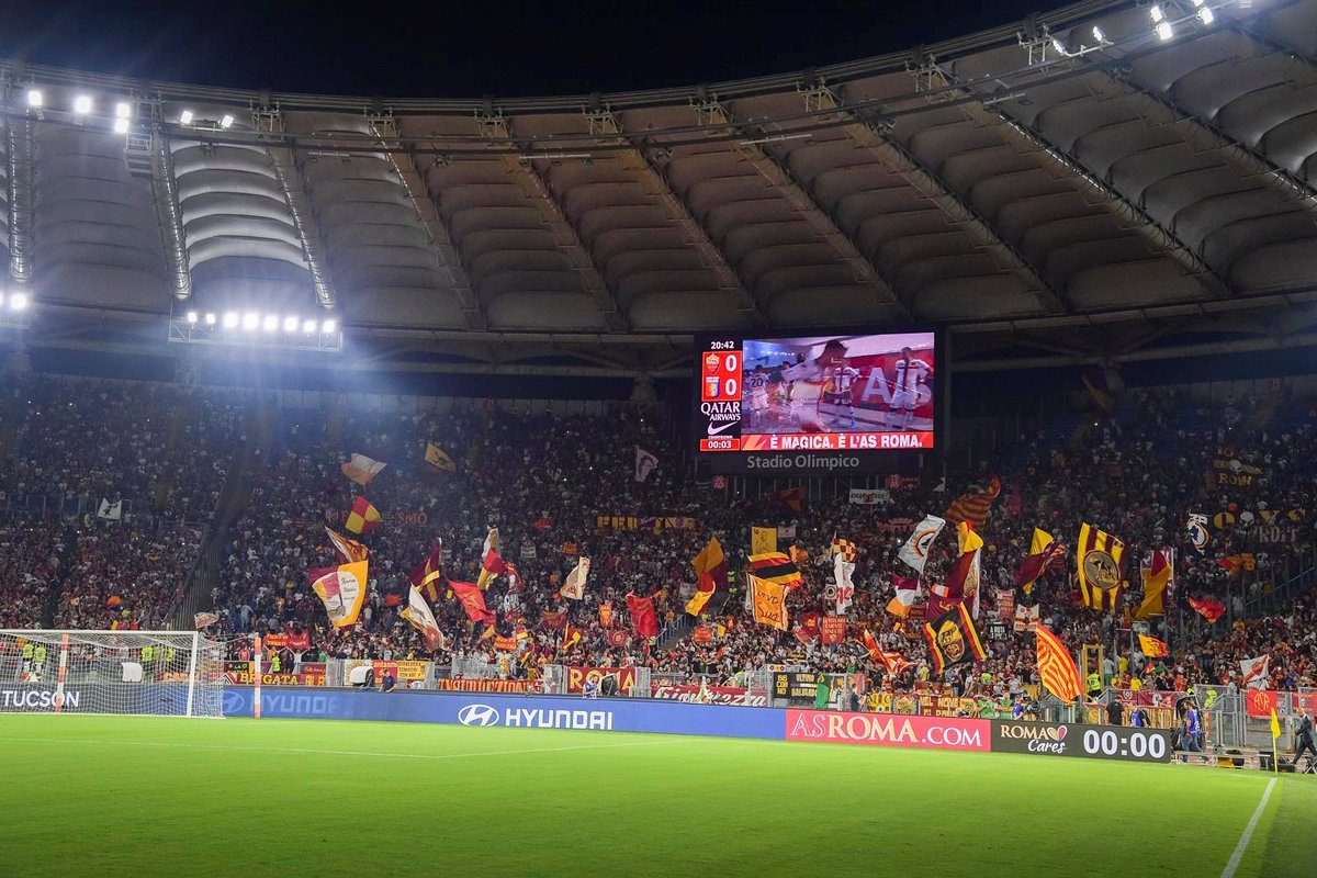 ورزشگاه المپیکوی رم-رم-Roma