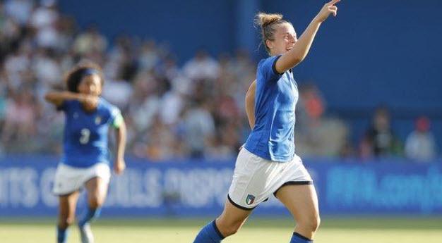 تیم ملی زنان ایتالیا