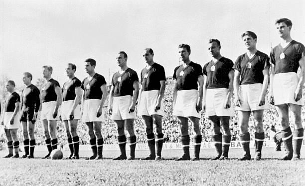 مجارستان 1954