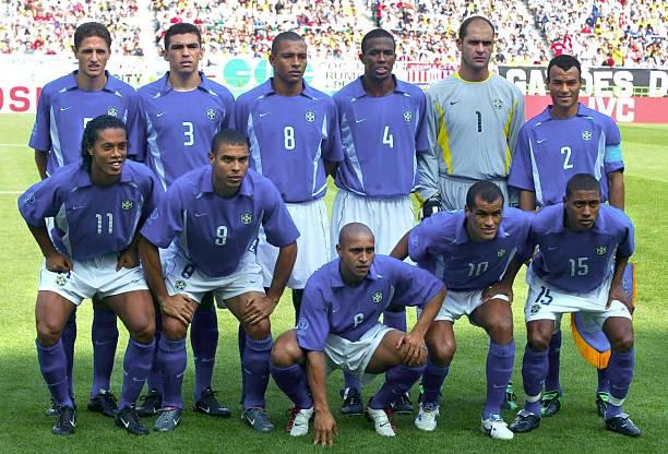 برزیل 2002