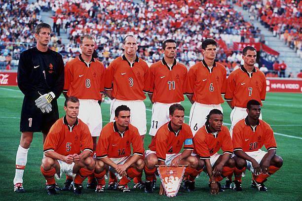 تیم ملی هلند 1978