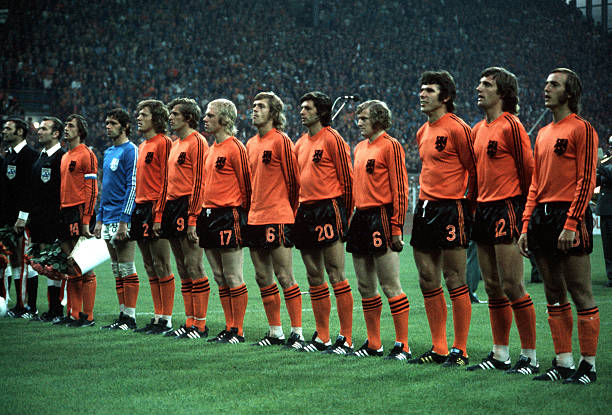 هلند 1974