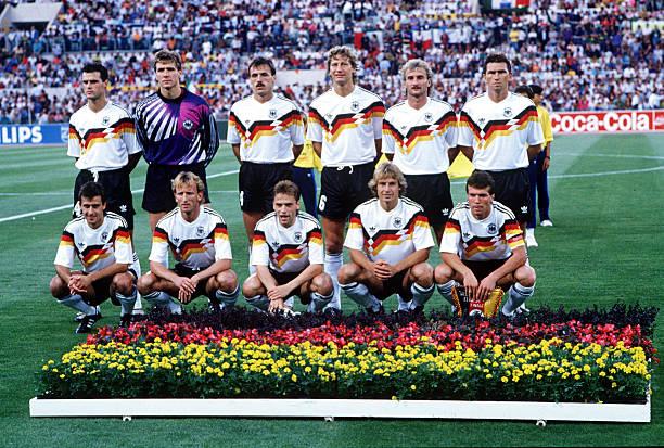 آلمان جام جهانی 1990