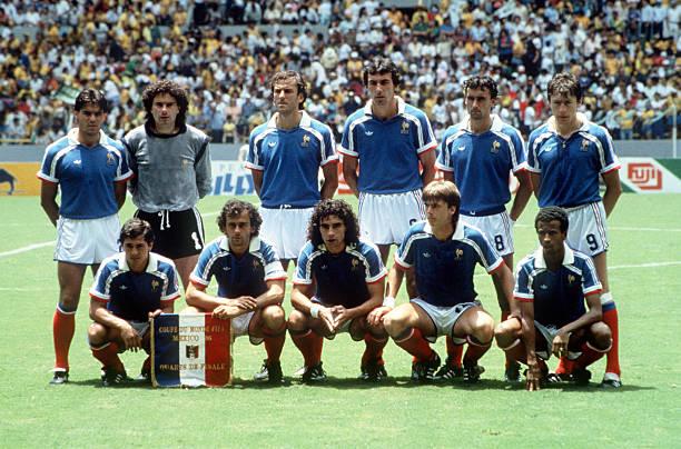 فرانسه 1986