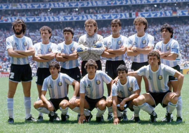 آرژانتین 1986