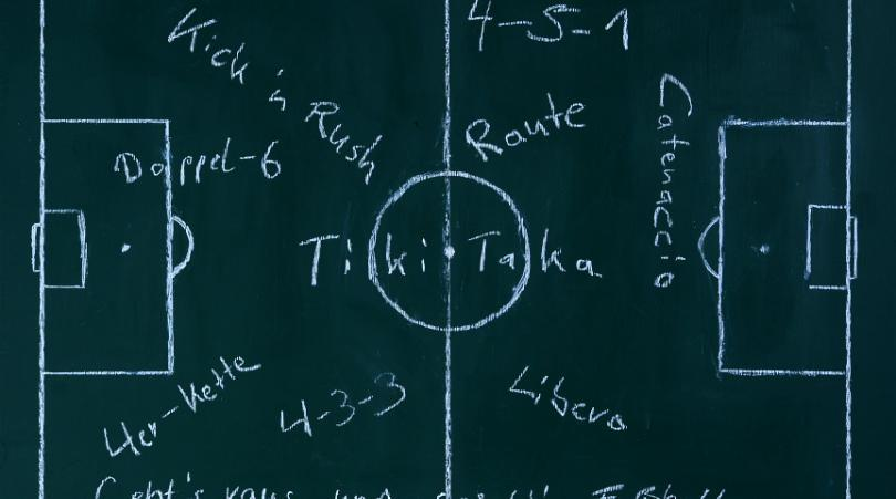 تحلیل تاکتیکی فوتبال - بررسی فنی بازیکنان - تحلیل تخصصی فوتبال - ایستگاه تاکتیک طرفداری