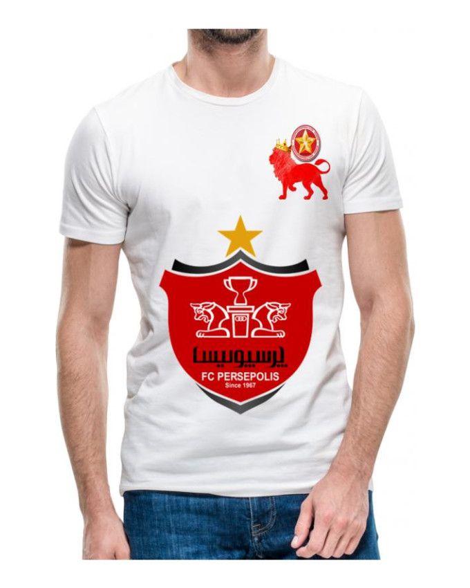 خرید تی شرت پرسپولیس