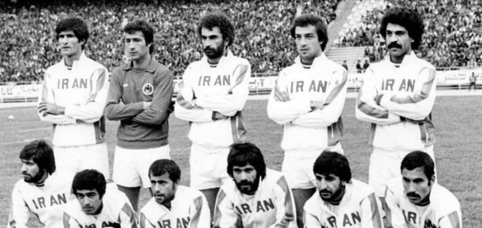 جام ملت های آسیا 1972 - تیم ملی ایران - Asian Cup 1972 - Iran National Team