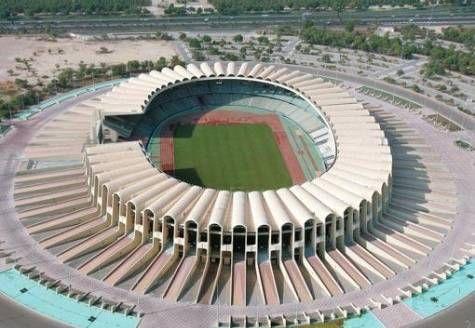 Zayed Sports City Stadium - ورزشگاه زاید ابوظبی امارات