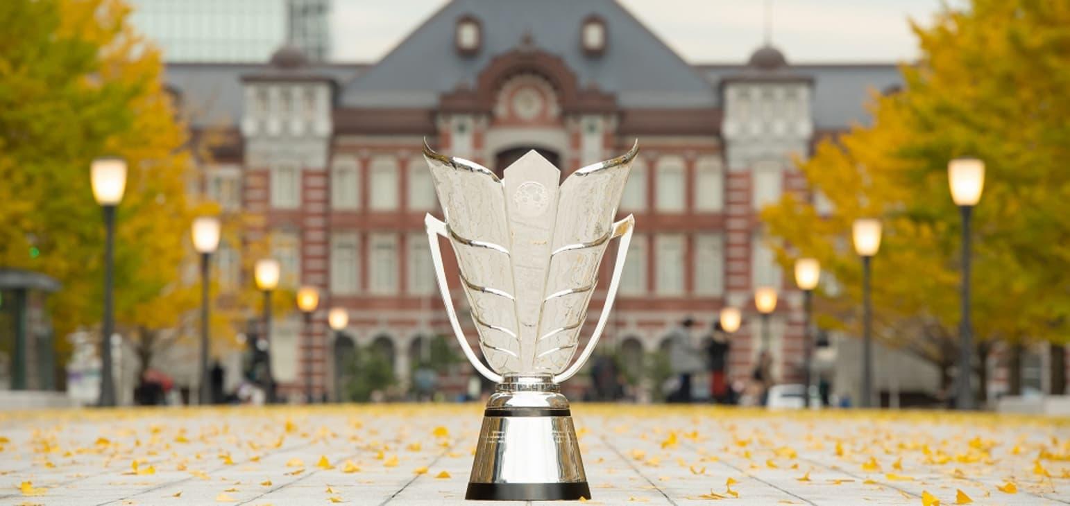 جام قهرمانی جام ملت های آسیا - AFC Asian Cup New Trophy - Emirates 2019