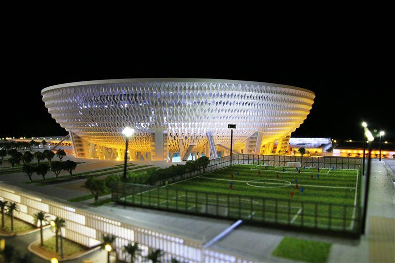 ورزشگاه مکتوم بن راشد - Maktoum bin Rashid Al Maktoum Stadium