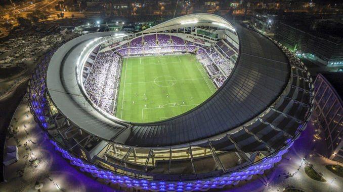 Mohammed bin Zayed Stadium - محمد بن زاید ابوظبی