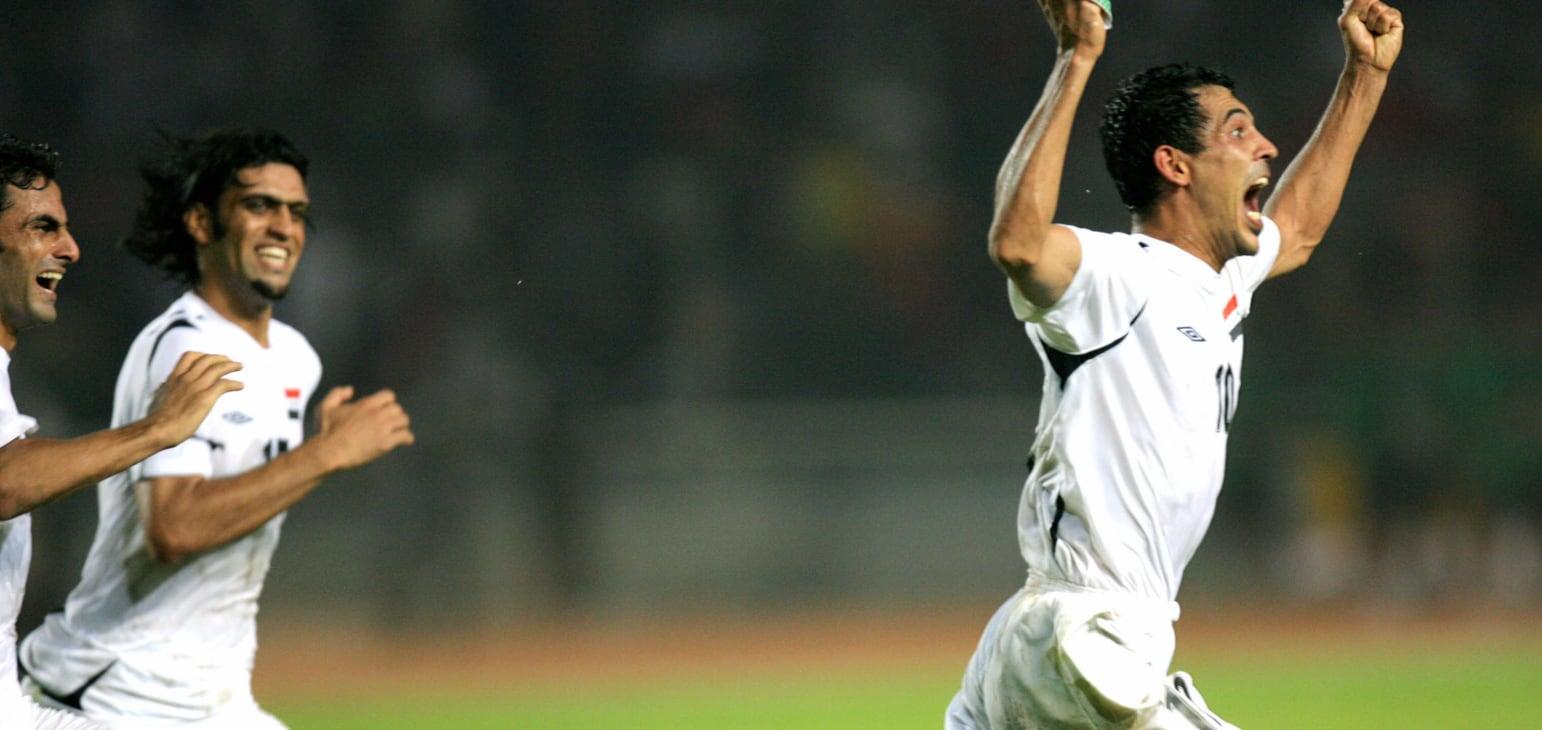 جام ملت های آسیا 1972 - تیم ملی عراق - Asian Cup 2007 - Iraq National Team - یونس محمود